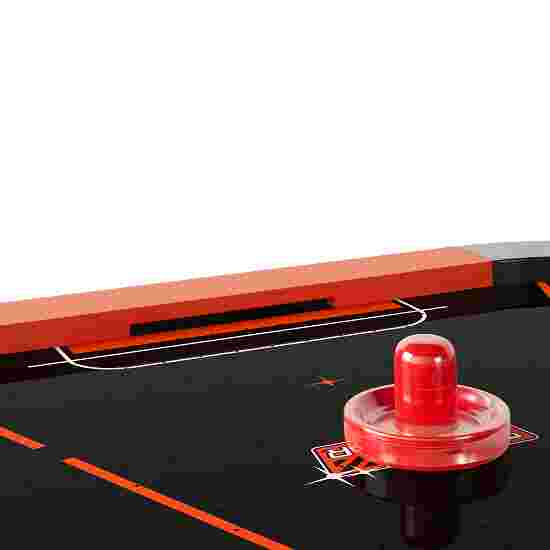 Sportime® LED-Airhockey-Tisch 5,5 ft Star Crusher Orange