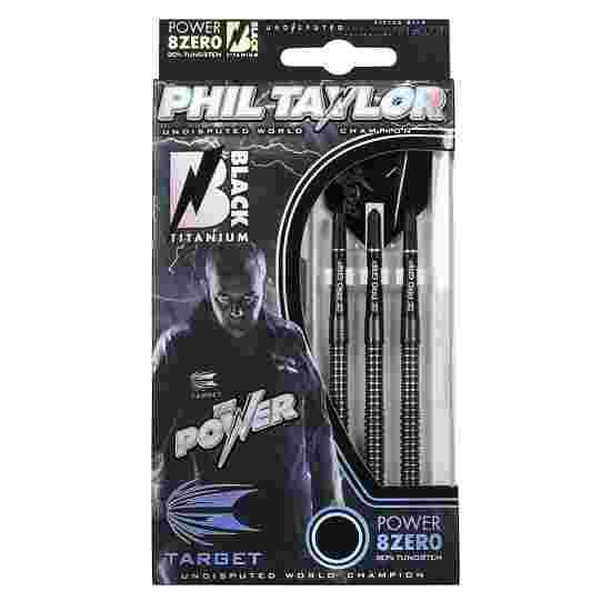 "Target Softdartpfeil ""Phil Taylor Power 8 Zero Black P8Z2"""