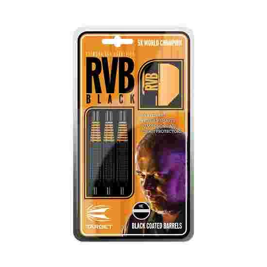 "Target Steeldartpfeil ""Raymond van Barneveld RVB Black"" 22 g"