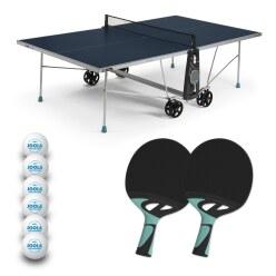 """Cornilleau Tischtennis-Tisch-Set """"100X Outdoor"""""""