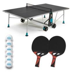 """Cornilleau Tischtennis-Tisch-Set """"200X Outdoor"""""""