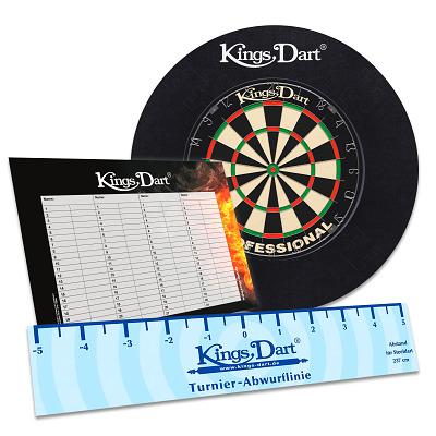 "Kings Dart® Dart-Set ""Tournament"""