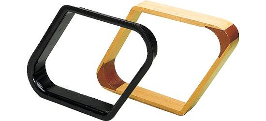 Rhombus für 9-Ball-Billard Kunststoff-Rhombus