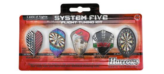 """Harrows® Flight-Set """"Tuning Kit"""""""