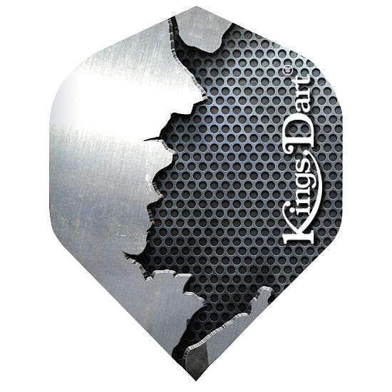 "Kings Dart Flight ""Metall"" Stahl"