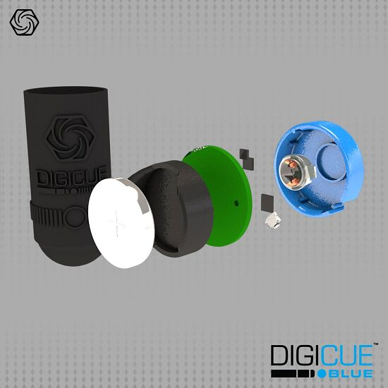 DigiCue™ BLUE Smart Trainer