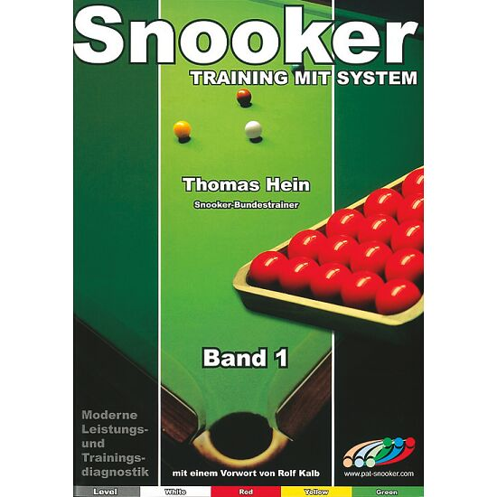 Buch PAT-Trainingsheft Snooker Band 1