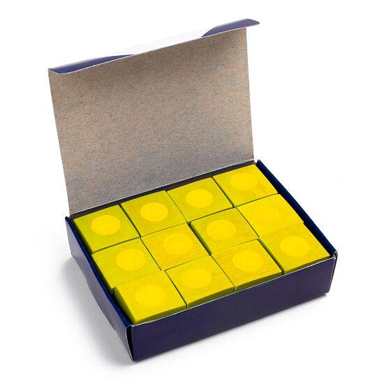 """Automaten Hoffmann Billardkreide """"Gold Cup"""" Gelb"""