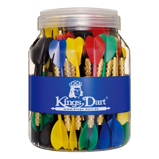 "Kings Dart® Softdartpfeile ""Standard"" 200er Set"