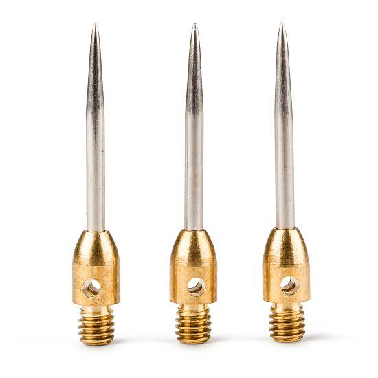 Kings Dart® Stahl-Spitzen Gold
