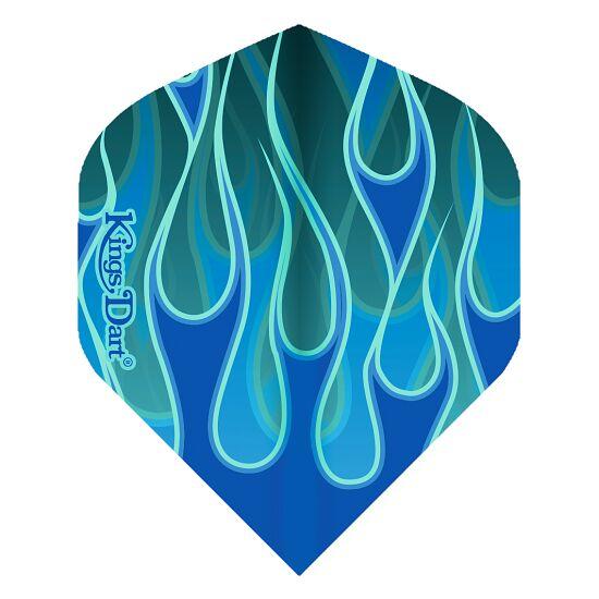 "Kings Dart® Flight ""Hot Rod"" Blue Flame"