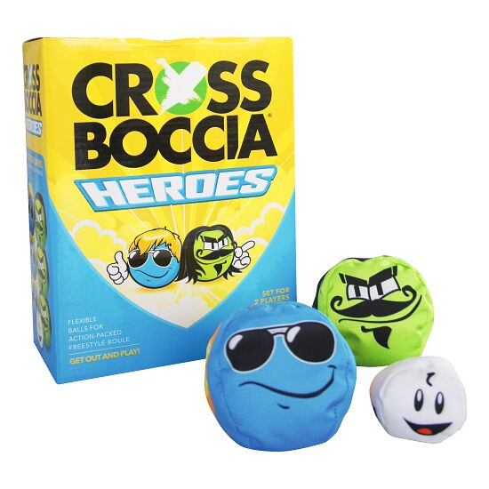 "CrossBoccia® Doublepack ""Heroes"" Mexican & Dude"