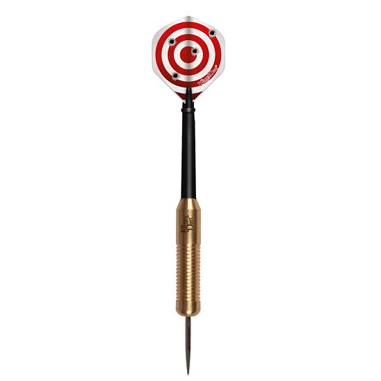 "Kings Dart® Steeldartpfeil ""Target"" Golden Steeldart"