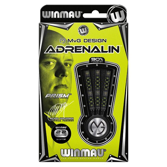 "Winmau Softdartpfeil ""Michael van Gerwen Adrenalin"""