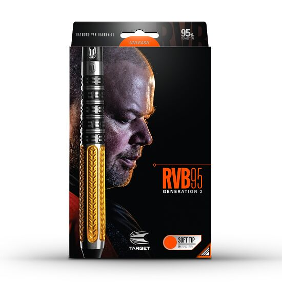 "Target Softdartpfeil ""Raymond Van Barneveld RVB 95% Gen 2"" 17 g"