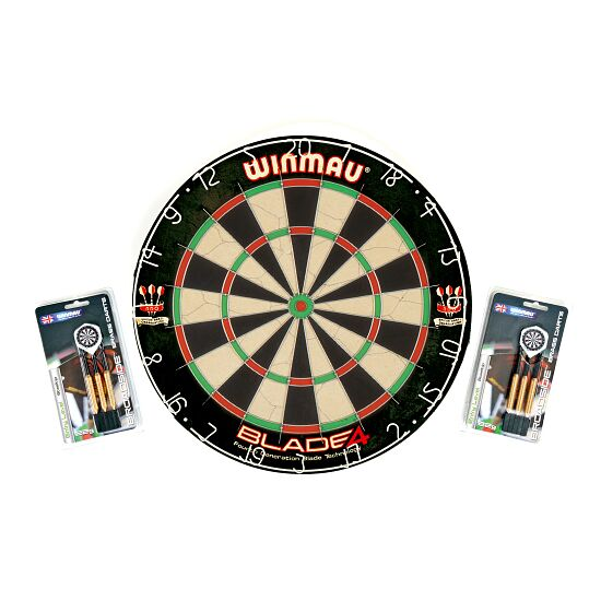 "Winmau® Dartboard-Set ""Blade 5"""