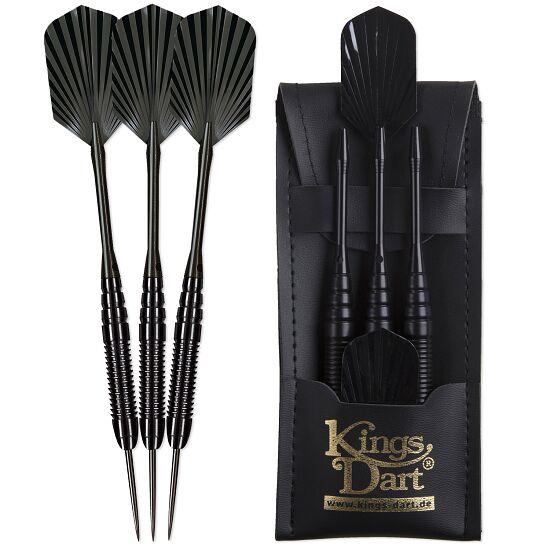 "Kings Dart® Steeldartpfeil ""Black Star"""