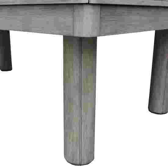 """Automaten Hoffmann Billardtisch """"Excellent in Grau"""" Modell 2020 7 ft (Spielfeld 198x99 cm), Anti-Fleck Grün"""
