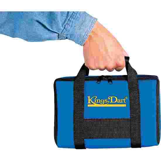 "Kings Dart Turnier-Dartkoffer ""Comfort"" Blau"