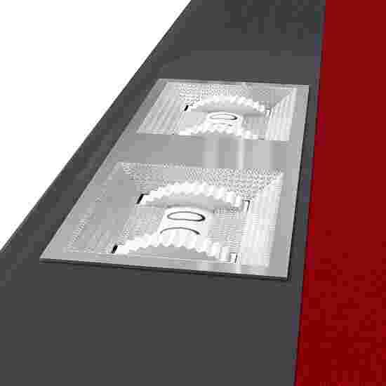"""Sportime® Billardtisch """"Galant"""" 7 ft, Rot"""