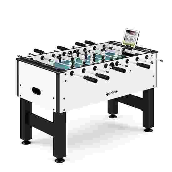 """Sportime® Bluetooth Tischkicker """"Connect & Play"""" Weiß"""
