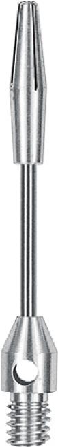 "Kings Dart Schaft ""Steel-Wire"" Short = 35 mm, Silber"