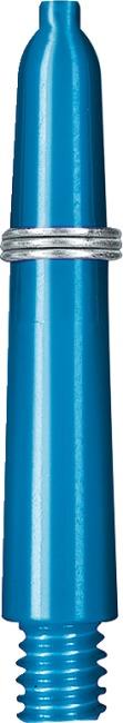 "Kings Dart® Schaft ""Nylon"" Blau, X-Short = 28 mm"