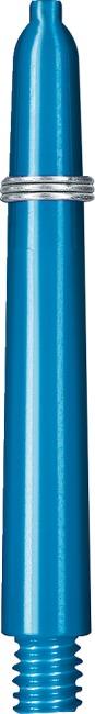"Kings Dart® Schaft ""Nylon"" Blau, Short = 35 mm"