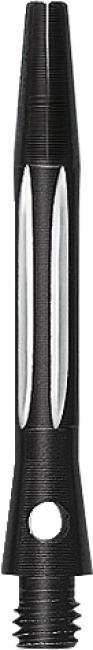 Kings Dart® Schaft mit Vertikal-Gravur Short = 35 mm