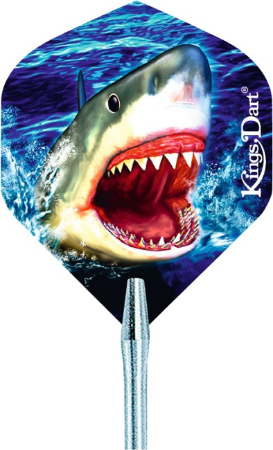 "Kings Dart® Dart Flight ""HD 150"" Shark"