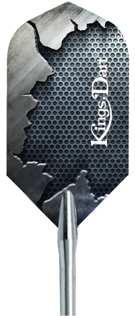 "Kings Dart® Flight ""Metall"" Metall"