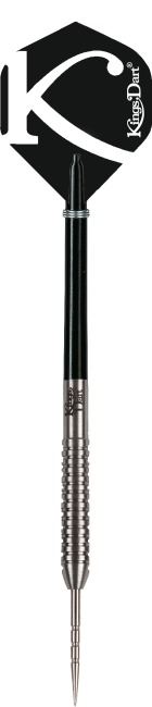 "Kings Dart Steeldartpfeil ""Black Arrow"""