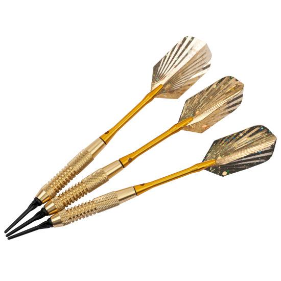 "Kings Dart® Softdartpfeil ""Gold Star"" 16 g"