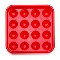 Billard-Tablett für Billardkugeln Rot