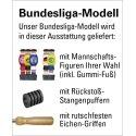 """Kickertisch """"Profi Münzbetrieb"""" ohne Plexiglas-Spielfeld-Abdeckung, 20 ct"""