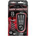 "Winmau® Steeldartpfeil ""Mark Webster"" 21 g"