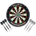 Kings Dart® Turnier-Dartboard Set