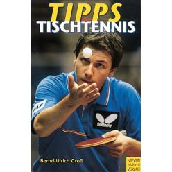 """Buch """"Tipps für Tischtennis"""""""