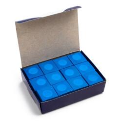 """Automaten Hoffmann Billardkreide """"Gold Cup"""" Blau"""