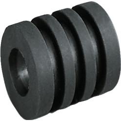 Rückstoß-Stangenpuffer für 16 mm-Stangen