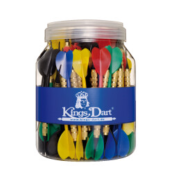 "Kings Dart® Dartpfeile ""Standard"""