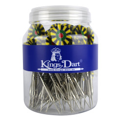 "Kings Dart® Steeldartpfeile ""Turnier"""