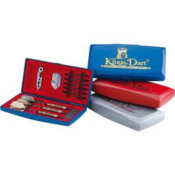 Kings Dart® Dart-Klappetui (leer)