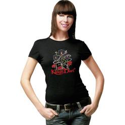 Kings Dart® T-Shirt für SIE