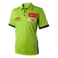 Michael van Gerwen Replica Matchshirt 2015