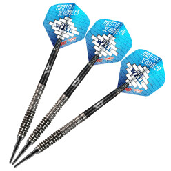 "Bull's NL Softdartpfeil ""Martin Schindler The Wall 90 % Match Dart"""