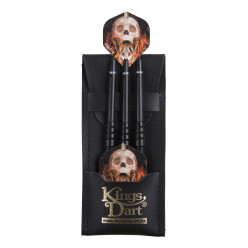 "Kings Dart® Softdartpfeil ""Fire Skull"""