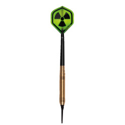 "Kings Dart® Softdartpfeil ""Radioactive"""