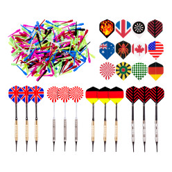 "Kings Dart® Softdartpfeile Spar-Set ""Allround"""