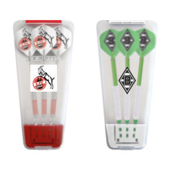 "Kings Dart® Softdart-Set ""Bundesliga"" in Turnierbox"